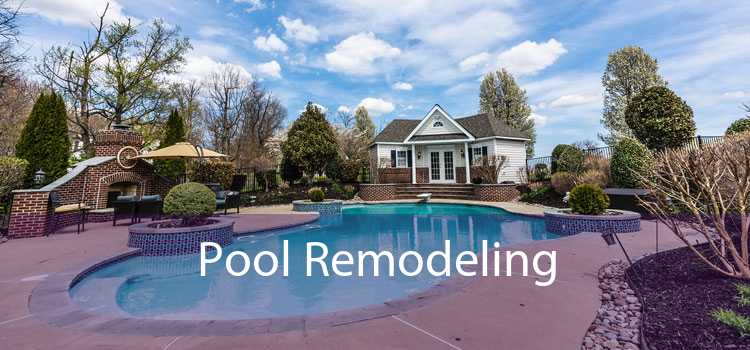 Pool Remodeling
